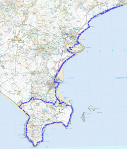 Marathon Route