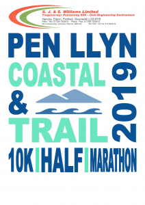 Pen Llyn Coastal Trail Series Logo