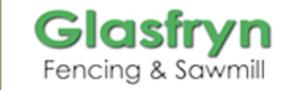 Glasfryn Fencing Logo