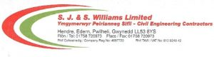 SJ & S Williams Logo